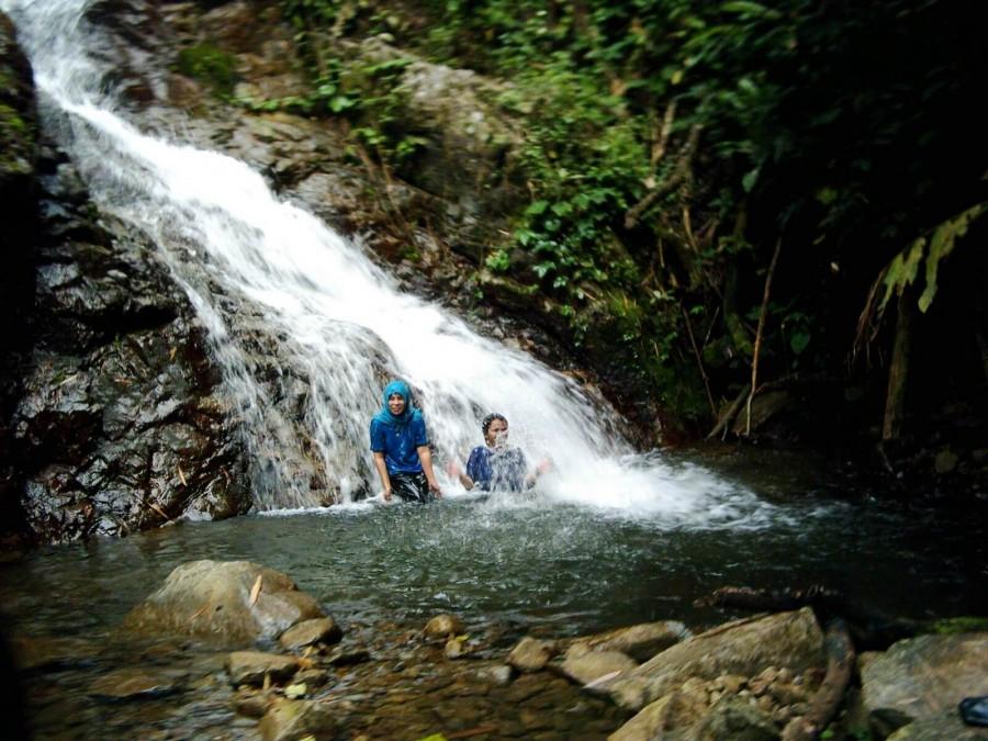 شلالات كاميرون Waterfall cameron highlands
