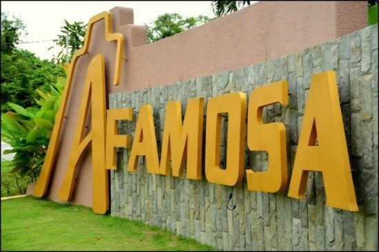 سفاري افاموسا Afamosa