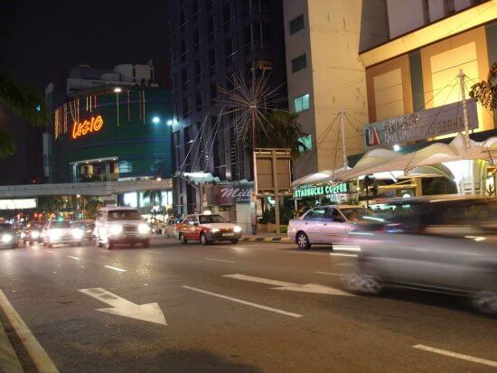 أفضل فنادق شارع العرب ماليزيا