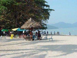 جزيرة جوز الهند في بينانج ماليزيا